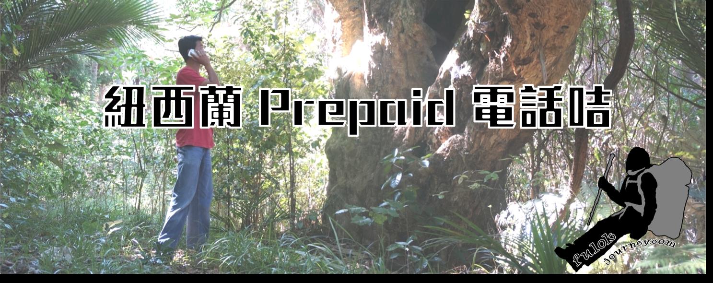 09 紐西蘭Prepaid 電話咭
